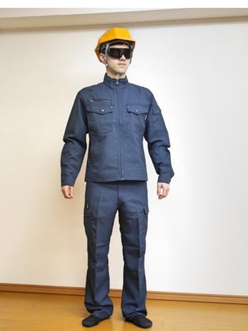 グランシスコ作業服